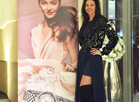 Lorena Baricalla ospite di Century Time Gems
