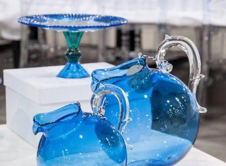 Design e colore sulla tavola….Baci Milano