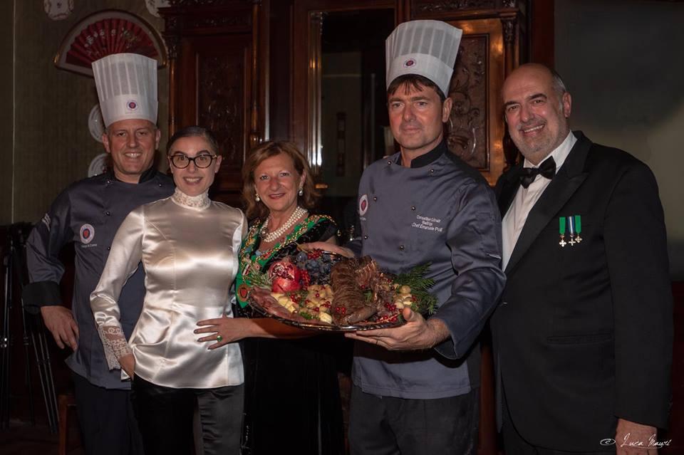 Conte Uva Beatrice Amabilia Angela Bellomo Chef Rausa