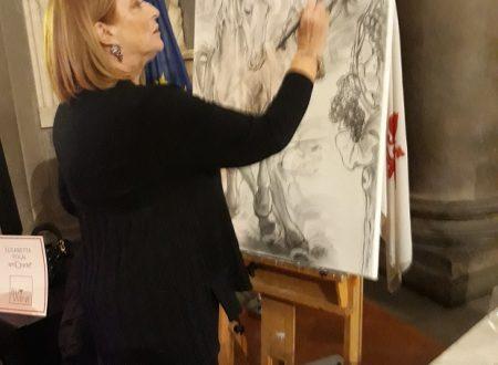 Elisabetta Rogai al ViennaLvce….Tramonti in Versilia