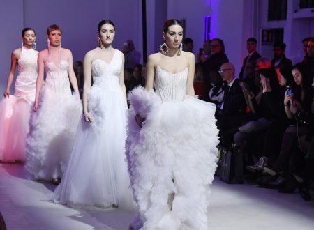 Arte moda e colore di Juliia Palchykova  alla MFW 2020