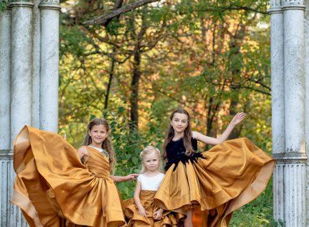 ELSA FAIRY DRESSES al Virtual Runway Show Fashion Vibes 28 settembre ore 19.00