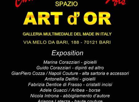 NATALE ALLO SPAZIO ART d'OR
